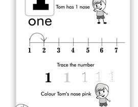 #17 for Illustrate Something for Kids Work Sheets af qshahnawaz