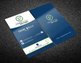 #78 untuk Simplefusion Business Cards oleh skuanchey