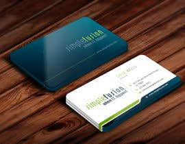 #9 for Simplefusion Business Cards by logosuit