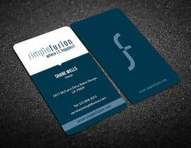 #10 for Simplefusion Business Cards by logosuit
