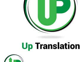 NaniGondo tarafından Design a Logo for Up Translation için no 41