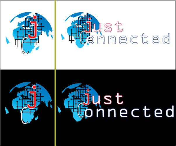 Entri Kontes #73 untukGraphic Design for JustConnected.com
