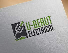 #97 for Design a Logo for  U-Beaut Electrical af AalianShaz