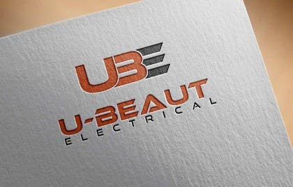 #382 for Design a Logo for  U-Beaut Electrical af eltorozzz