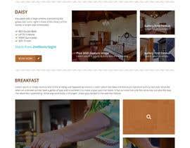 Nro 12 kilpailuun Design a Wordpress Site for a B&B with a blog käyttäjältä nextdesign2007