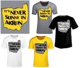 Bài tham dự #11 về Graphic Design cho cuộc thi Design a T-Shirt for Northeast Ohio
