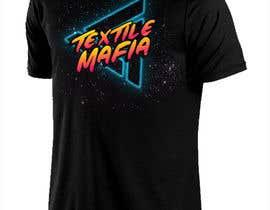 WendyRV tarafından Design a retro logo for a T-Shirt design için no 71