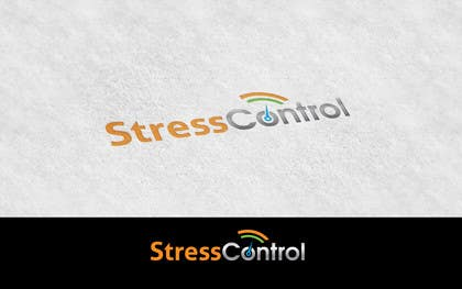 #75 for Design a Logo for StressControl Product by paxslg