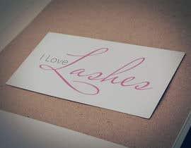 #47 untuk Diseñar un logotipo para I Love Lashes oleh Hurur