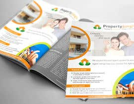 #13 cho Estateagentfinders marketing flyers design challenge bởi creazinedesign