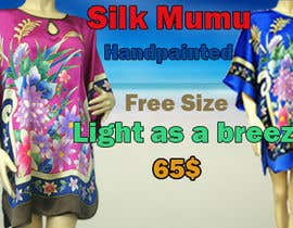 #6 for Silk MuMu Kimonos af vitalijagolubova