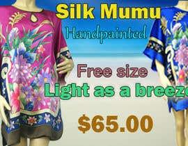 #11 for Silk MuMu Kimonos af vitalijagolubova