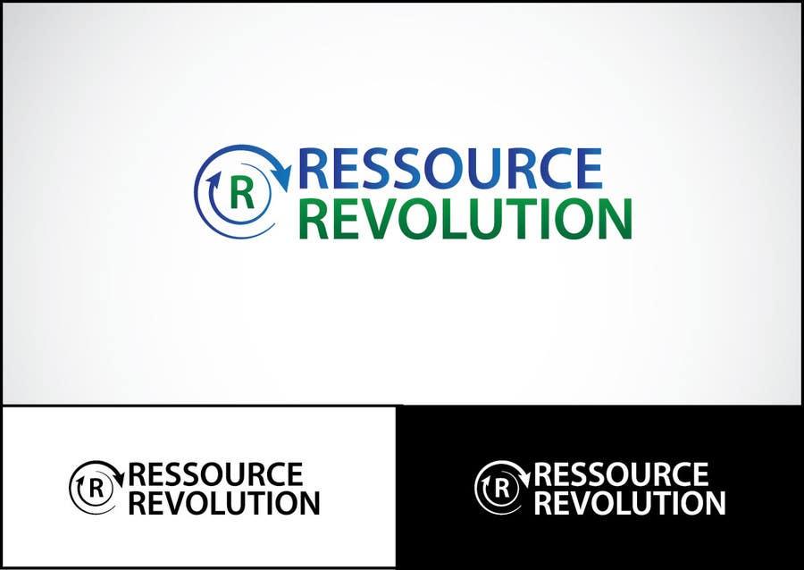 Proposition n°45 du concours Design a Logo for RessourceRevolution