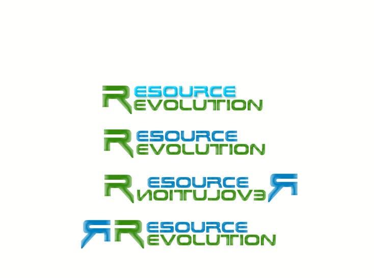 Proposition n°62 du concours Design a Logo for RessourceRevolution