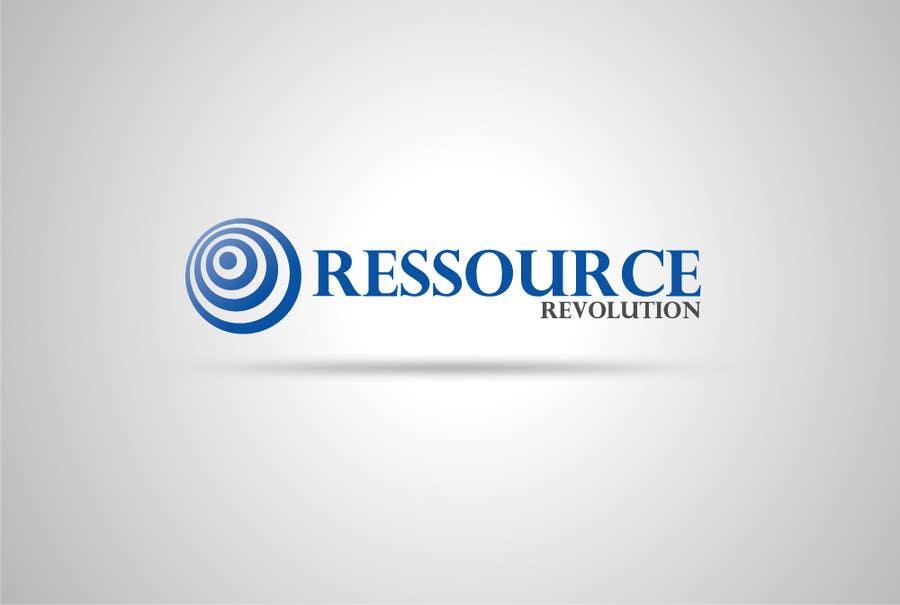 Bài tham dự cuộc thi #56 cho Design a Logo for RessourceRevolution