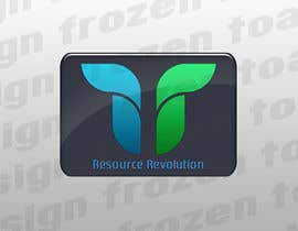 nº 59 pour Design a Logo for RessourceRevolution par frozentoast