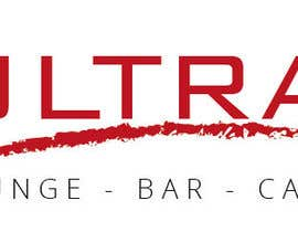 #71 for Design a Logo for ULTRA Lounge Bar and Cafe by flowkai