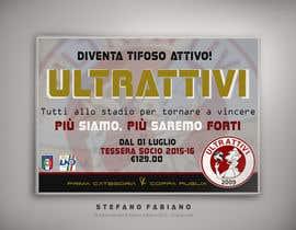 Nro 5 kilpailuun Illustrare Qualcosa per Campagna Facebook per raccolta Presidenti Squadra di Calcio käyttäjältä SteFabiano