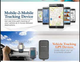 #10 untuk Design 3  Banner Images for GPS tracking business oleh jhess31