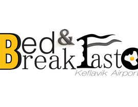 #159 para Logo Design for Bed & Breakfast Keflavik Airport por vmspring
