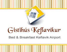 #231 untuk Logo Design for Bed & Breakfast Keflavik Airport oleh gaupoo