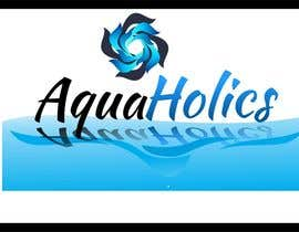 #64 for Logo for Aquaholics Kitesurfing af uniqmanage