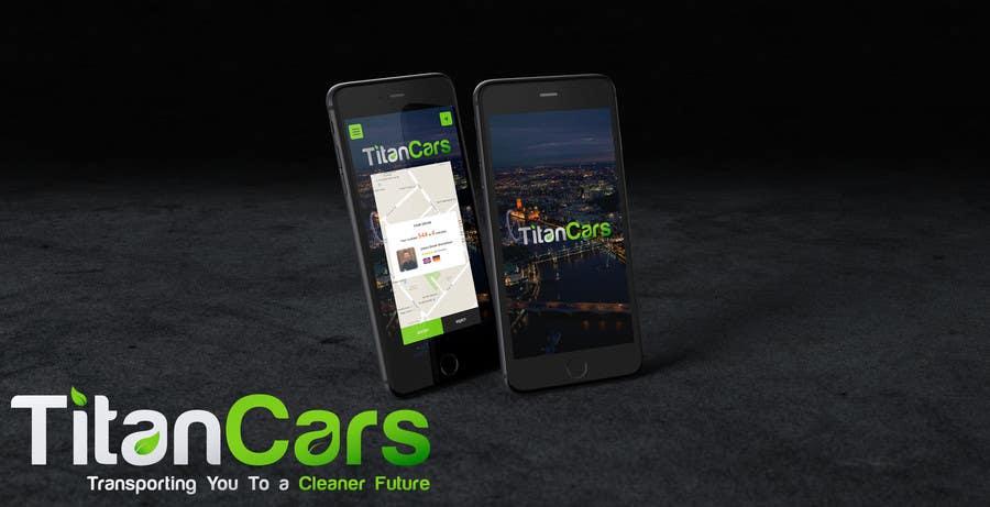 Kilpailutyö #9 kilpailussa Design a Banner for Eco Taxi