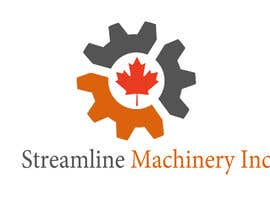 #2 cho Design a Logo for Streamline Machinery Inc bởi mwarriors89