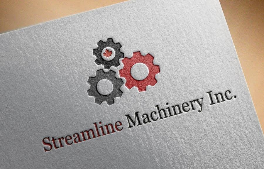 Bài tham dự cuộc thi #43 cho Design a Logo for Streamline Machinery Inc