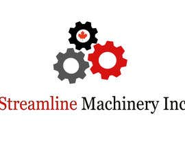 #44 cho Design a Logo for Streamline Machinery Inc bởi mwarriors89
