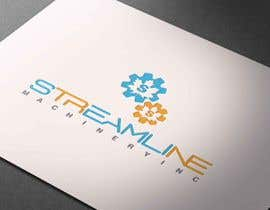 #59 cho Design a Logo for Streamline Machinery Inc bởi SAROARNURNR