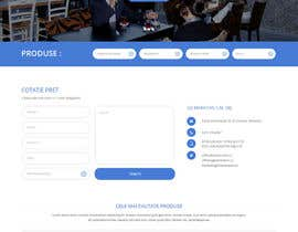 Nro 7 kilpailuun Design a Website Mockup for geambalcon.ro käyttäjältä syrwebdevelopmen