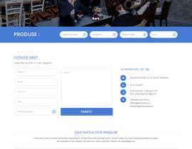 Nro 11 kilpailuun Design a Website Mockup for geambalcon.ro käyttäjältä syrwebdevelopmen