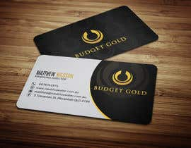anikush tarafından Design Business Cards for Gold Education & Trading Company için no 26