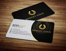 anikush tarafından Design Business Cards for Gold Education & Trading Company için no 27