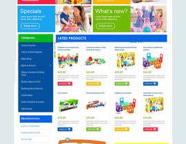 #32 untuk Build a Website for Children toys oleh lassoarts