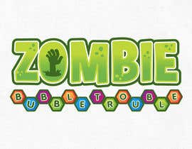 #51 cho Illustrate a grapic title for our zombie game. bởi Bebolum