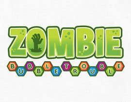 #51 untuk Illustrate a grapic title for our zombie game. oleh Bebolum