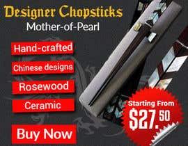 #25 for Designer Chopsticks af nguruzzdng