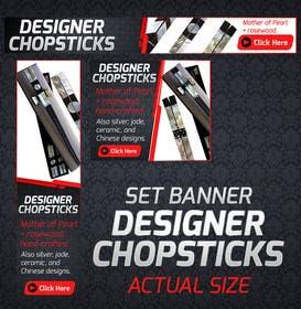 #21 untuk Designer Chopsticks oleh johanfcb0690