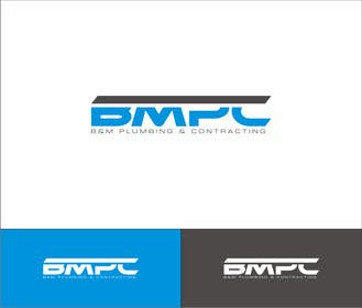#163 untuk Design a Logo for B&M Plumbing & Contracting oleh RPDonthemove