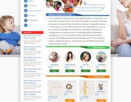 #22 untuk Design a Website Mockup ( 2-4 Pages) oleh lola2021