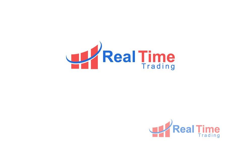 Bài tham dự cuộc thi #                                        55                                      cho                                         Design a Logo for Real Time Trading