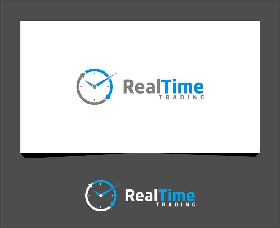 Bài tham dự cuộc thi #                                        22                                      cho                                         Design a Logo for Real Time Trading