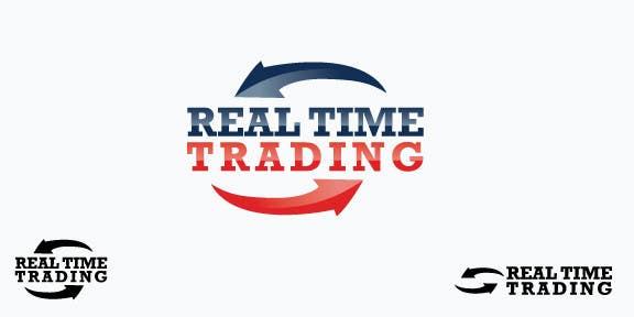 Penyertaan Peraduan #9 untuk Design a Logo for Real Time Trading