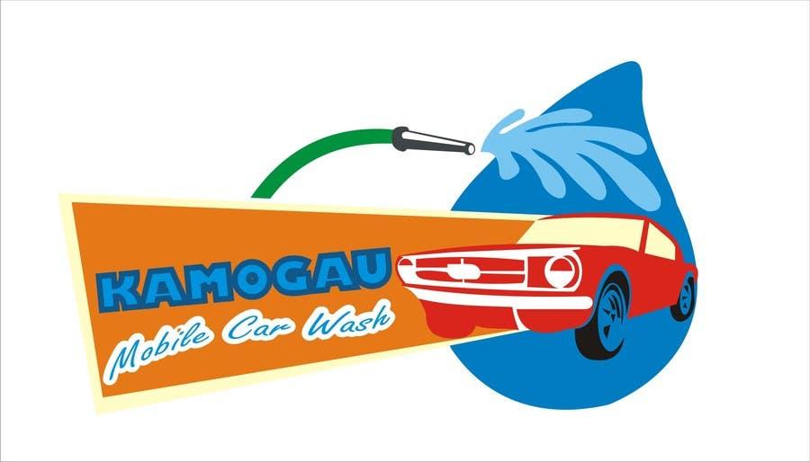 Bài tham dự cuộc thi #15 cho Design a Logo for car wash