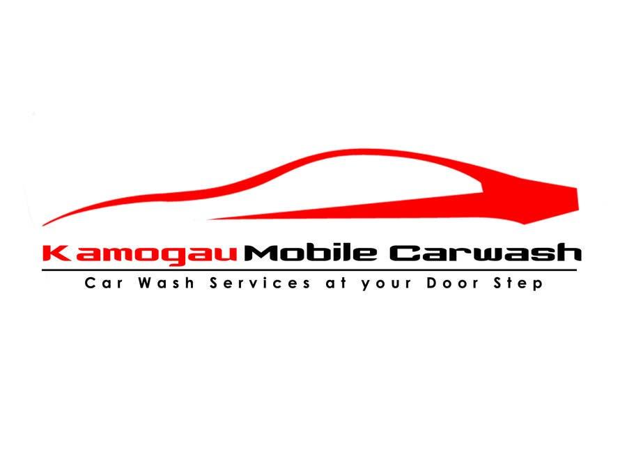 Bài tham dự cuộc thi #1 cho Design a Logo for car wash