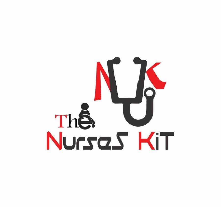 Bài tham dự cuộc thi #82 cho Design a Logo for The Nurses Kit