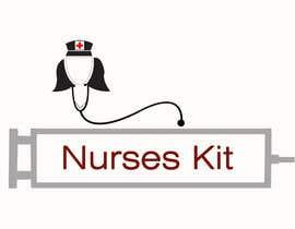#58 for Design a Logo for The Nurses Kit af designcarry