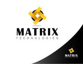 #246 para Design a Logo for MATRIX Technologies por AkronDJ
